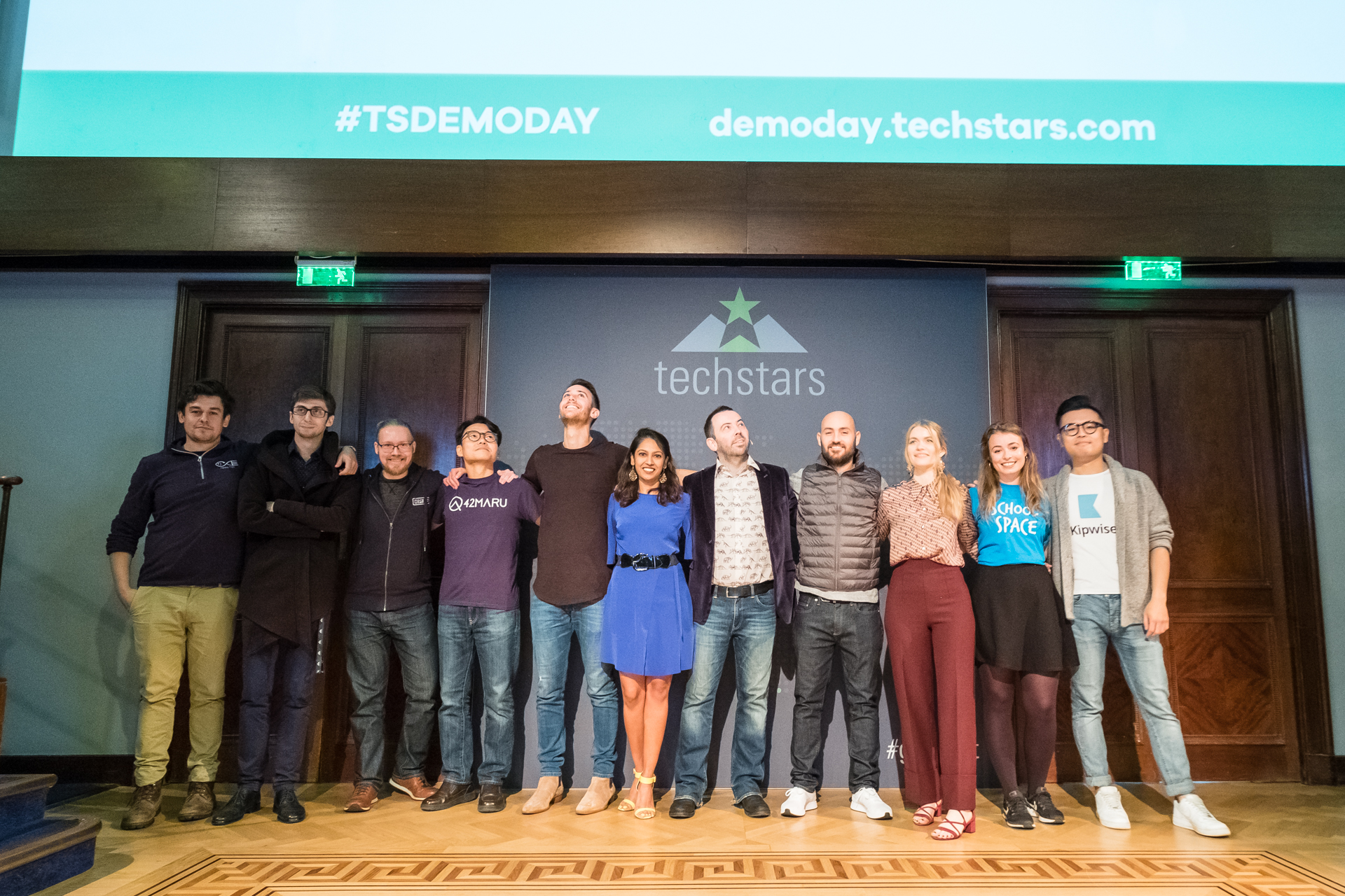 Techstars London 2018 Demo Day